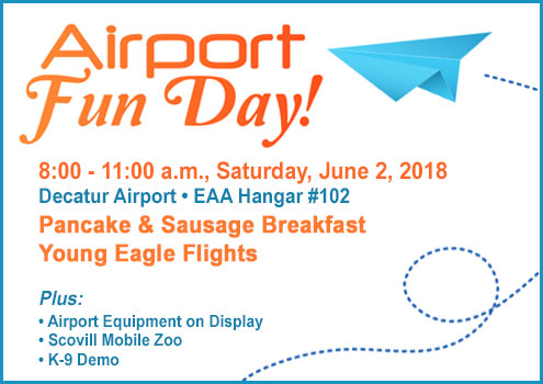 Airport Fun Day 2018
